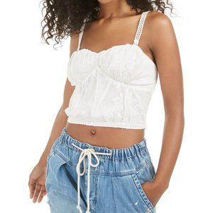 NWT Free People Corset Camisole